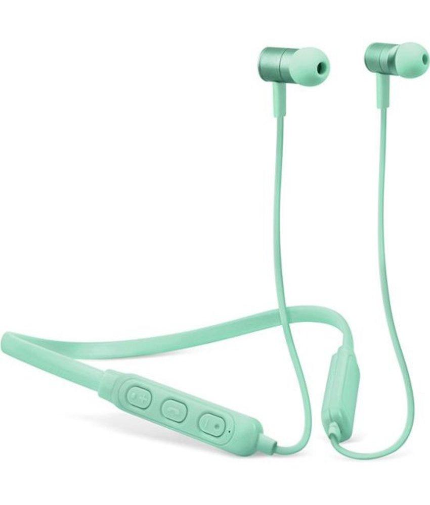 Fresh 'n Rebel Mintgroen Band-It Wireless In-Ear Headphones