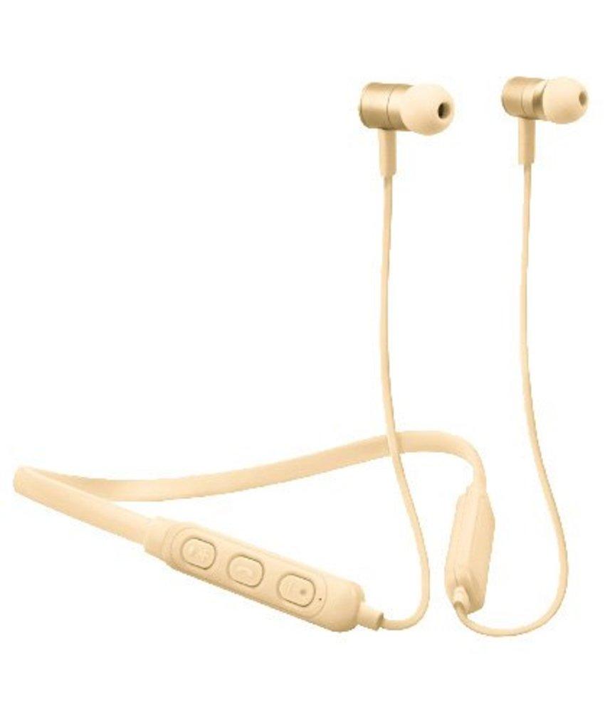 Fresh 'n Rebel Geel Band-It Wireless In-Ear Headphones