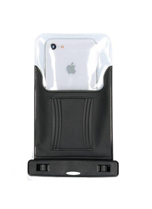 Zwart universele waterproof pouch maat 4.7 inch