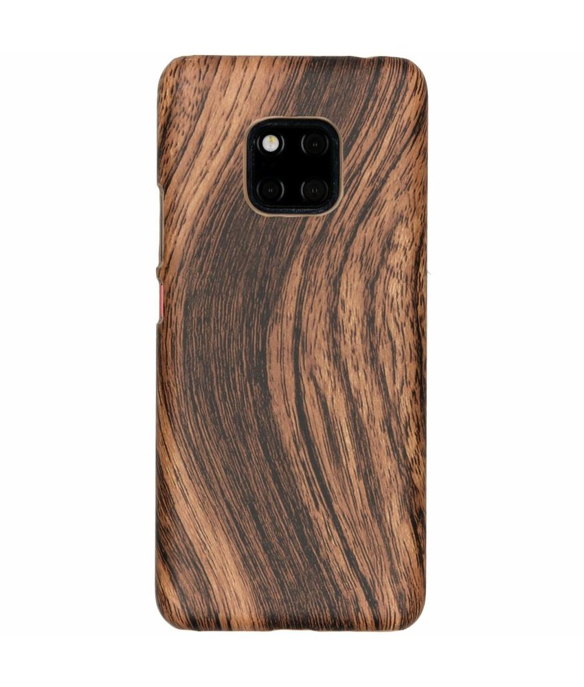 Hout Design Backcover Huawei Mate 20 Pro