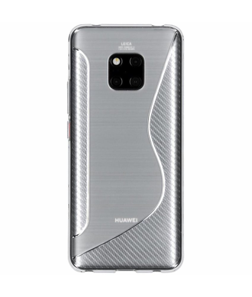 S-line Backcover Huawei Mate 20 Pro