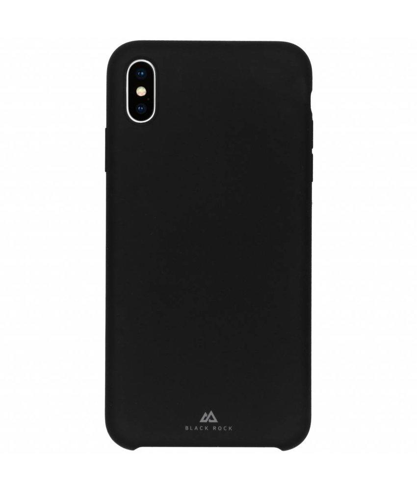 Black Rock Zwart Fitness Case iPhone Xs Max