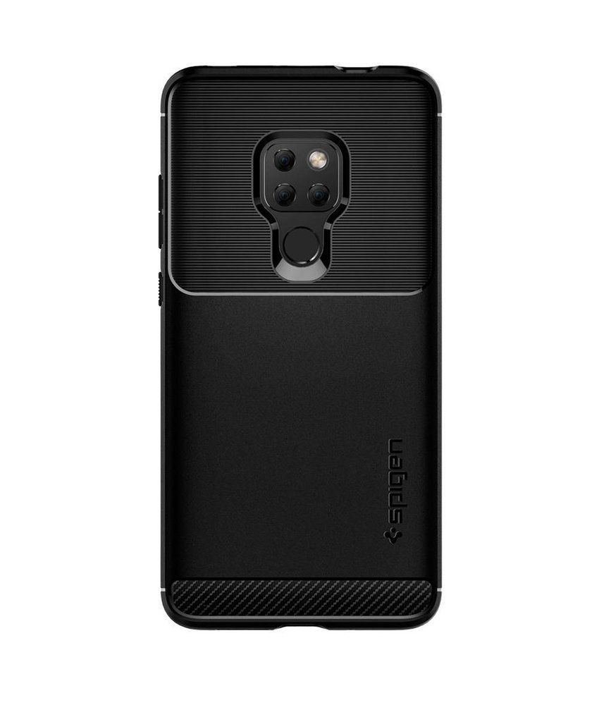 Spigen Rugged Armor Backcover Huawei Mate 20