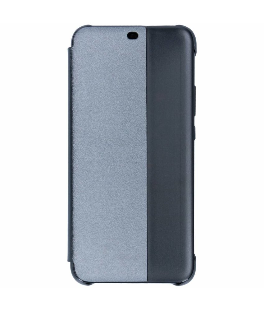 Grijs Smart View Flip Cover Huawei Mate 20 Lite
