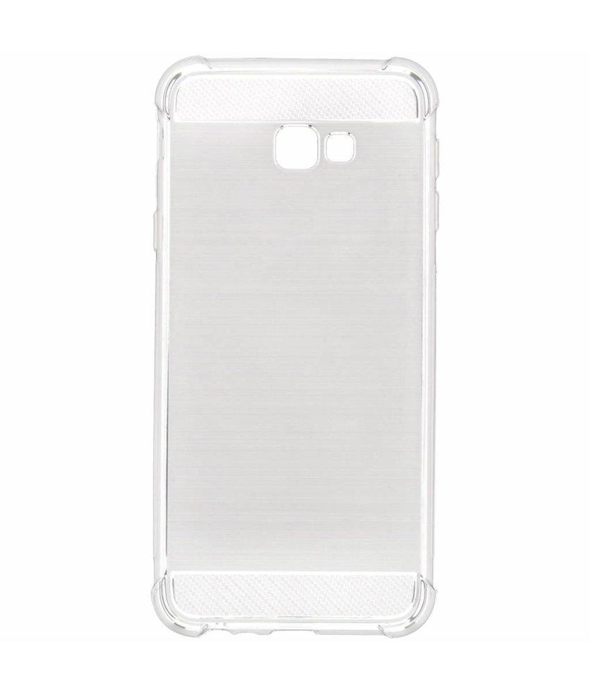 Transparant xtreme siliconen hoesje Samsung Galaxy J4 Plus