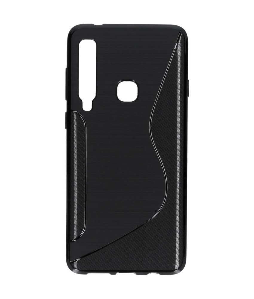S-line Backcover Samsung Galaxy A9 (2018)