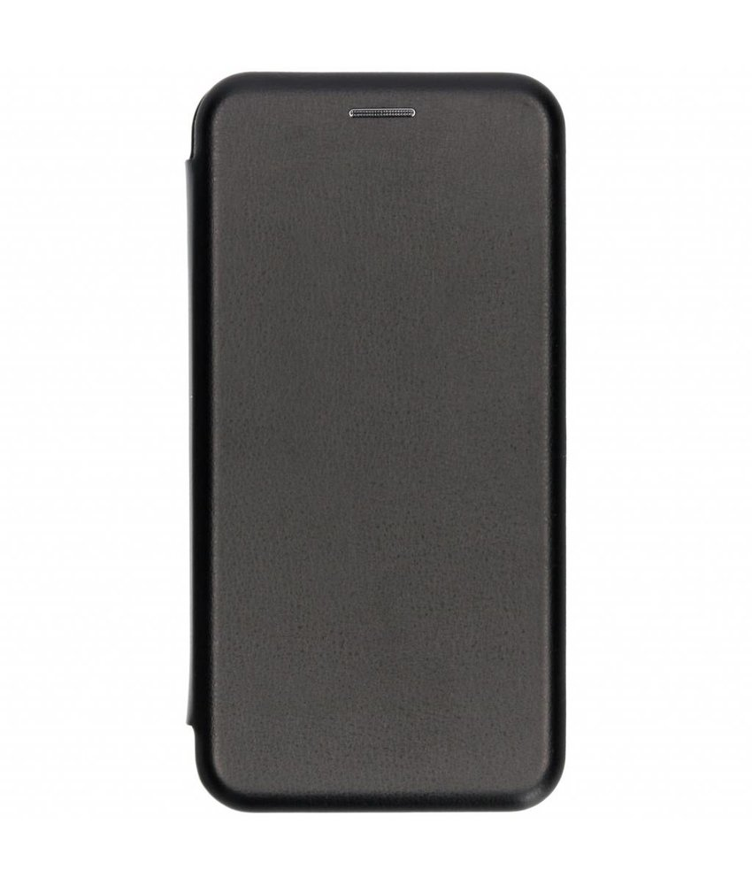 Zwart slim foliocase Motorola Moto E5 / G6 Play