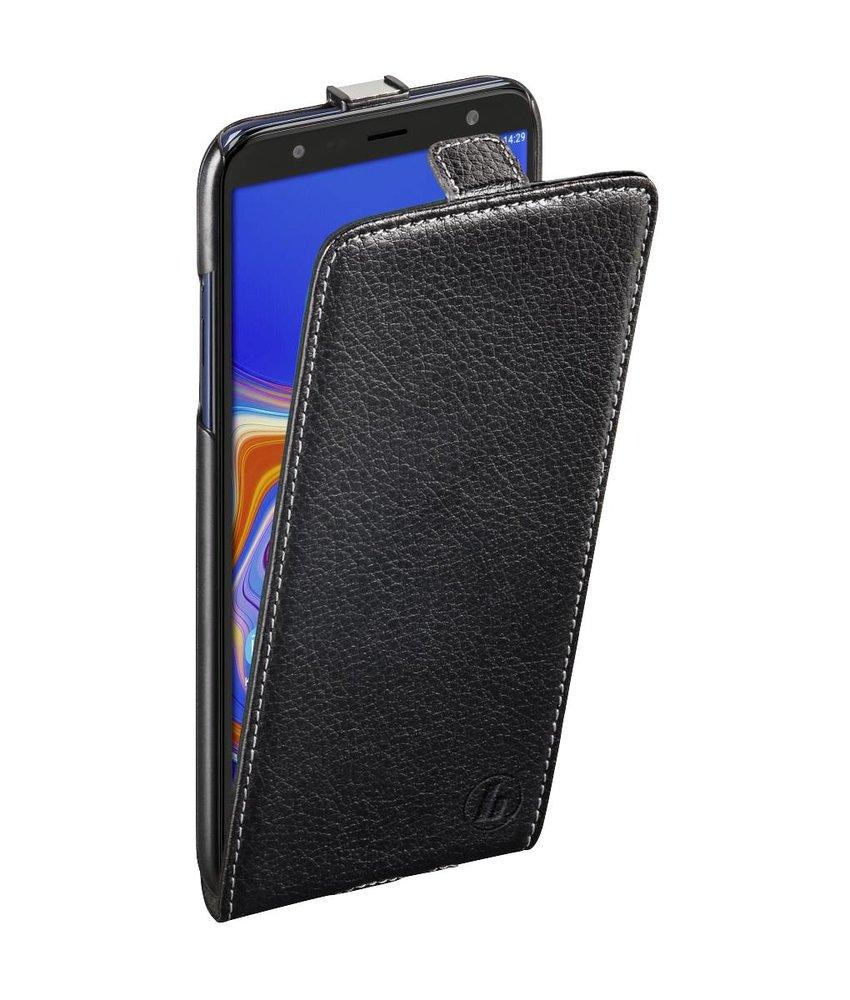 Hama Zwart Smartcase Samsung Galaxy J6 Plus