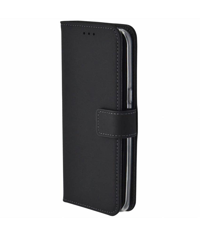 Mobiparts Zwart Premium Wallet TPU Case Samsung Galaxy S8