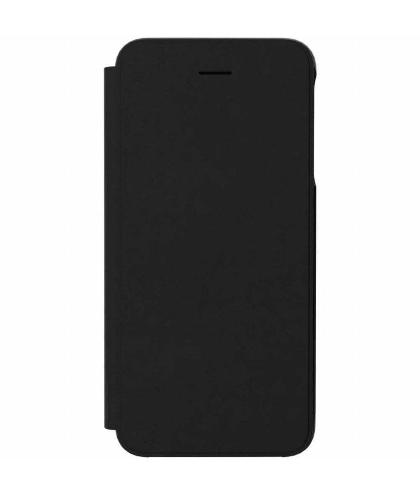 Samsung Zwart Wallet Flip Case Galaxy J4 Plus