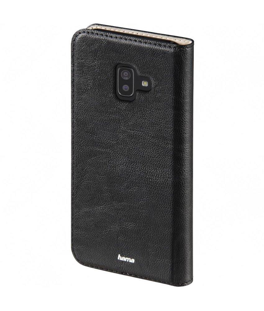 Hama Zwart Guard Booklet Case Samsung Galaxy J6 Plus