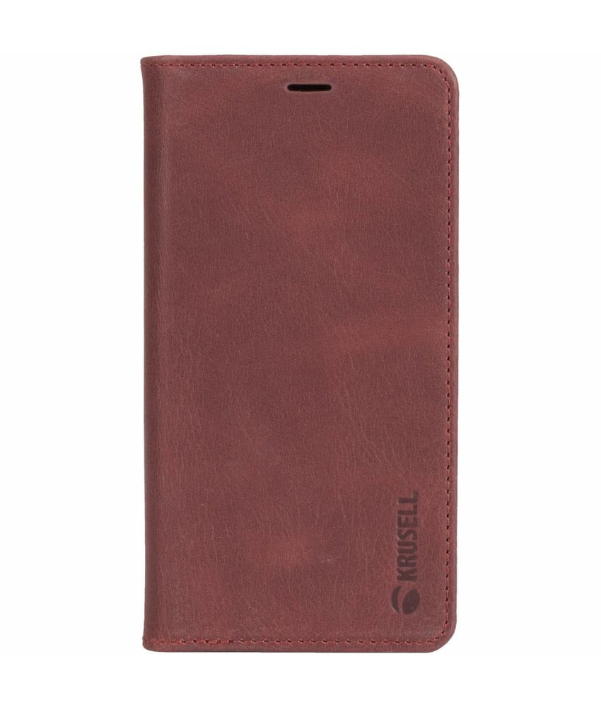 Krusell Sunne Folio Wallet Booktype iPhone Xs Max