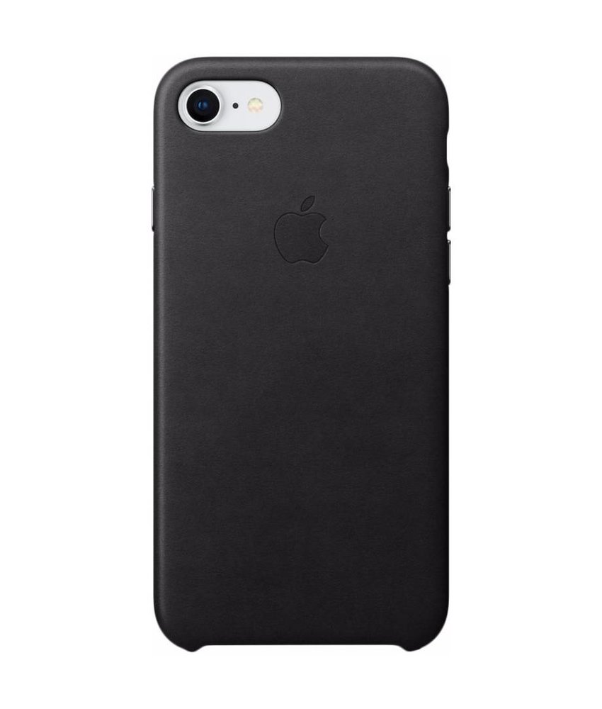 Apple Leather Backcover iPhone 8 / 7