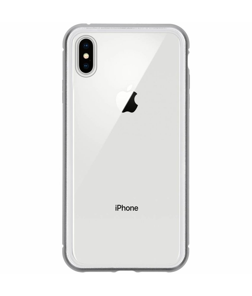 Selencia Magnetisch Backcover iPhone Xs Max