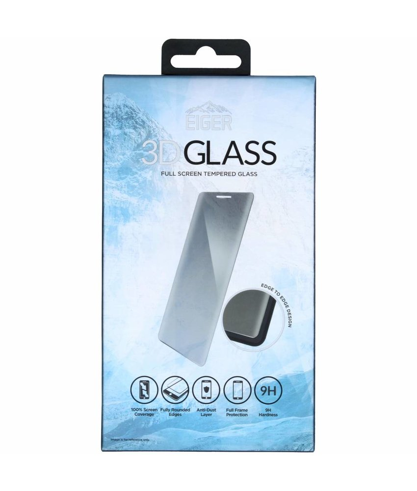 Eiger Edge to Edge Glass Screenprotector Samsung Galaxy A7 (2018)