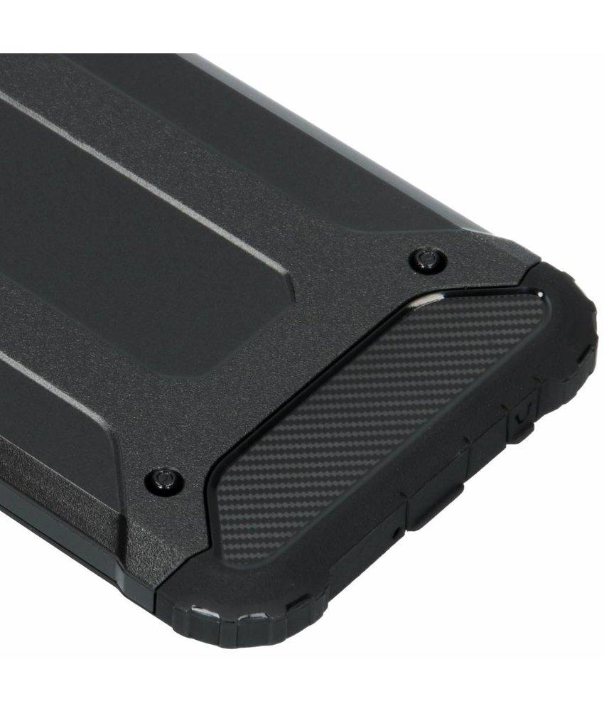 Zwart Rugged Xtreme Case Huawei P Smart Plus