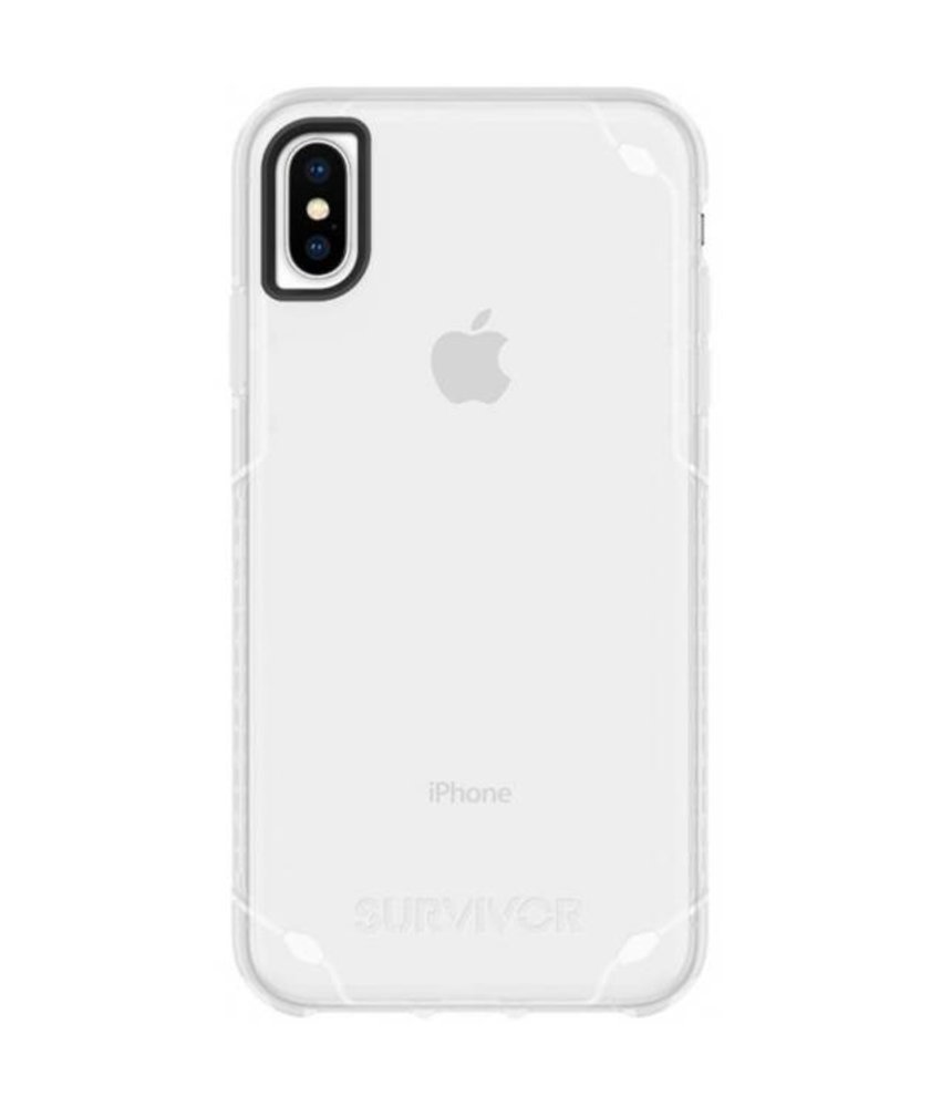 Griffin Transparant Survivor Strong Case iPhone Xs Max