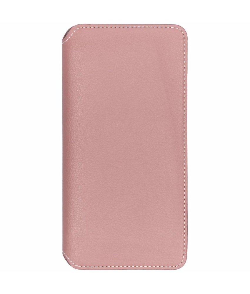 Krusell Roze Pixbo Slim Wallet Samsung Galaxy A7 (2018)
