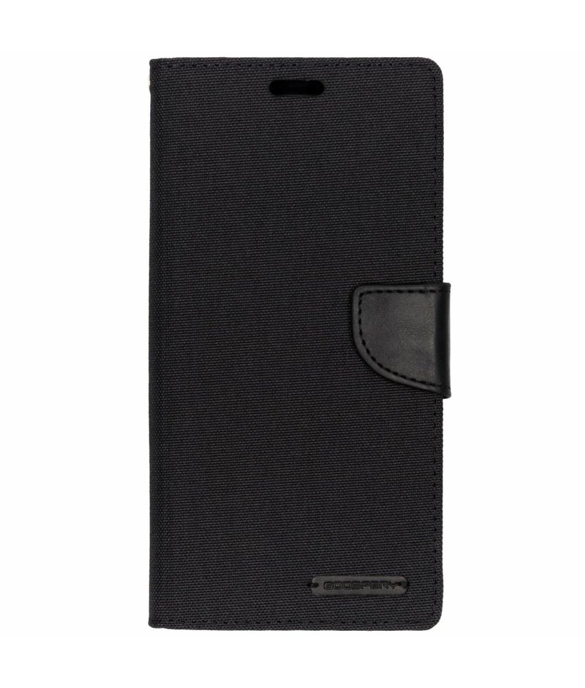 Mercury Goospery Canvas Diary Booktype Samsung Galaxy A9 (2018)