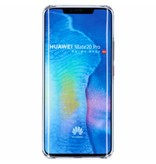 Huawei Soft Clear Backcover voor Huawei Mate 20 Pro - Transparant