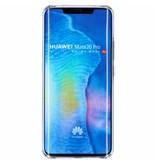 Huawei Transparante Soft Clear Case voor de Mate 20 Pro