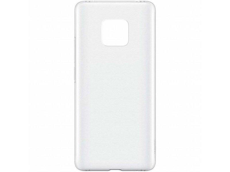 Huawei Mate 20 Pro hoesje - Huawei Transparante Soft Clear