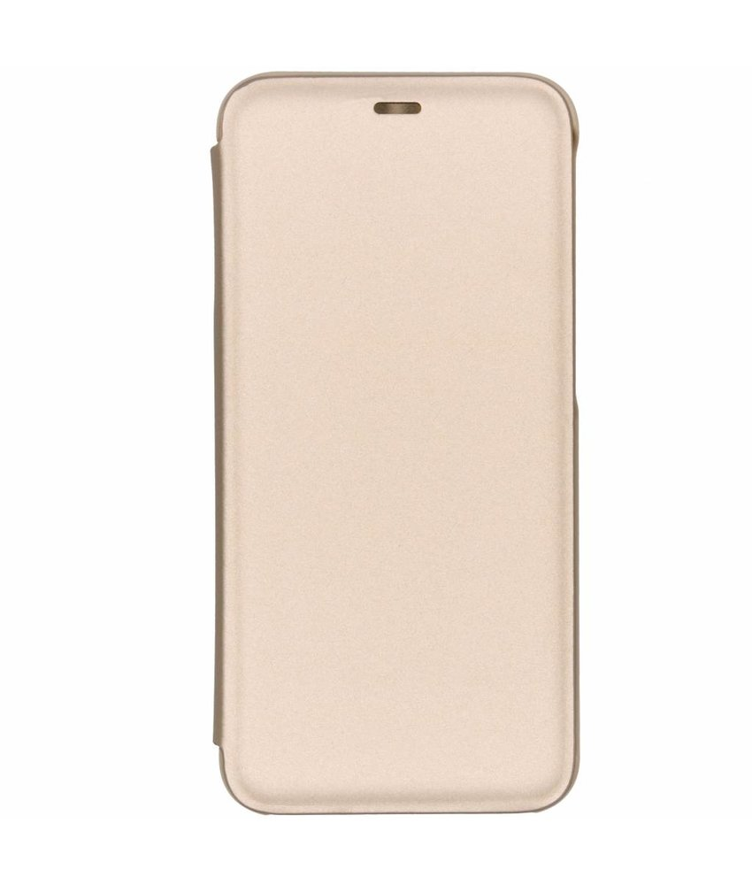 Luxe Stand Booktype Samsung Galaxy J6 Plus