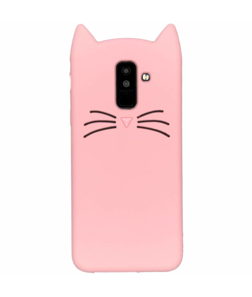 Kat Backcover Samsung Galaxy A6 Plus (2018)