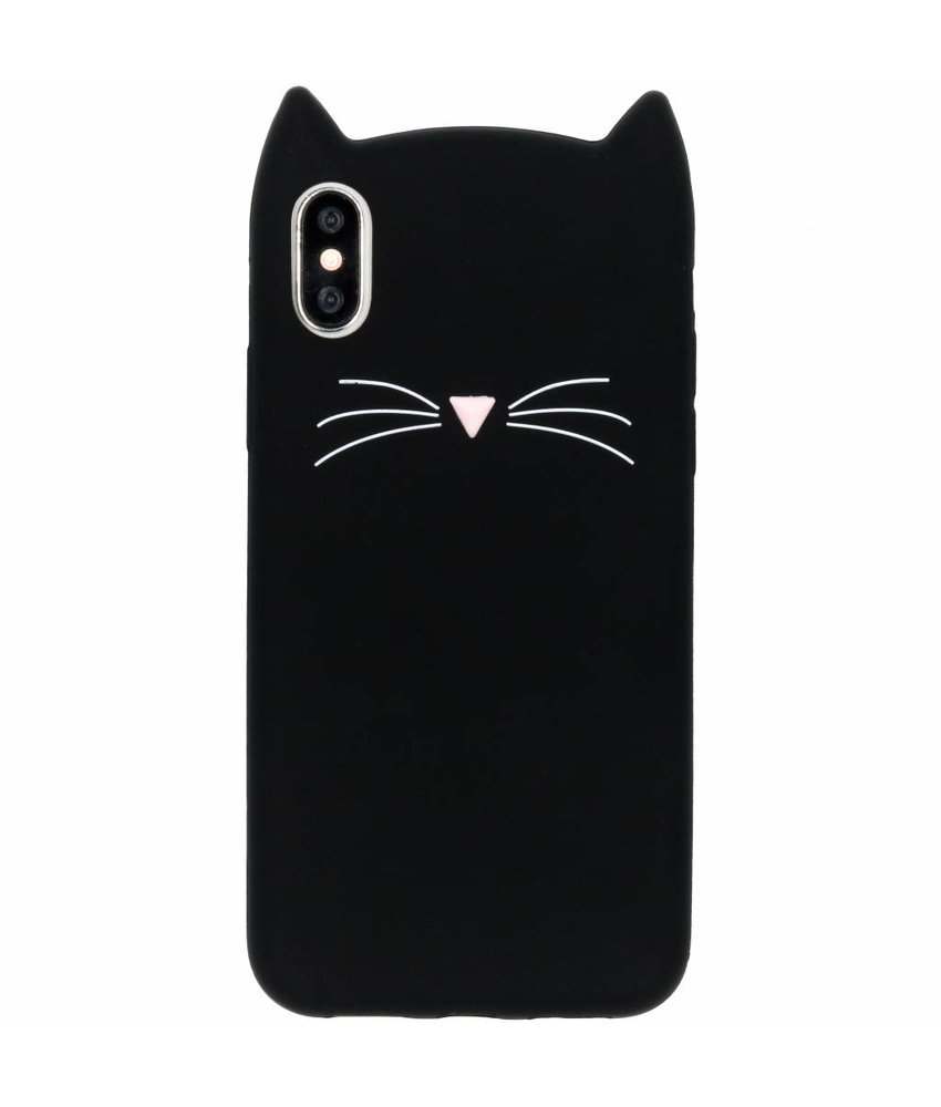 Kat Backcover iPhone X / Xs