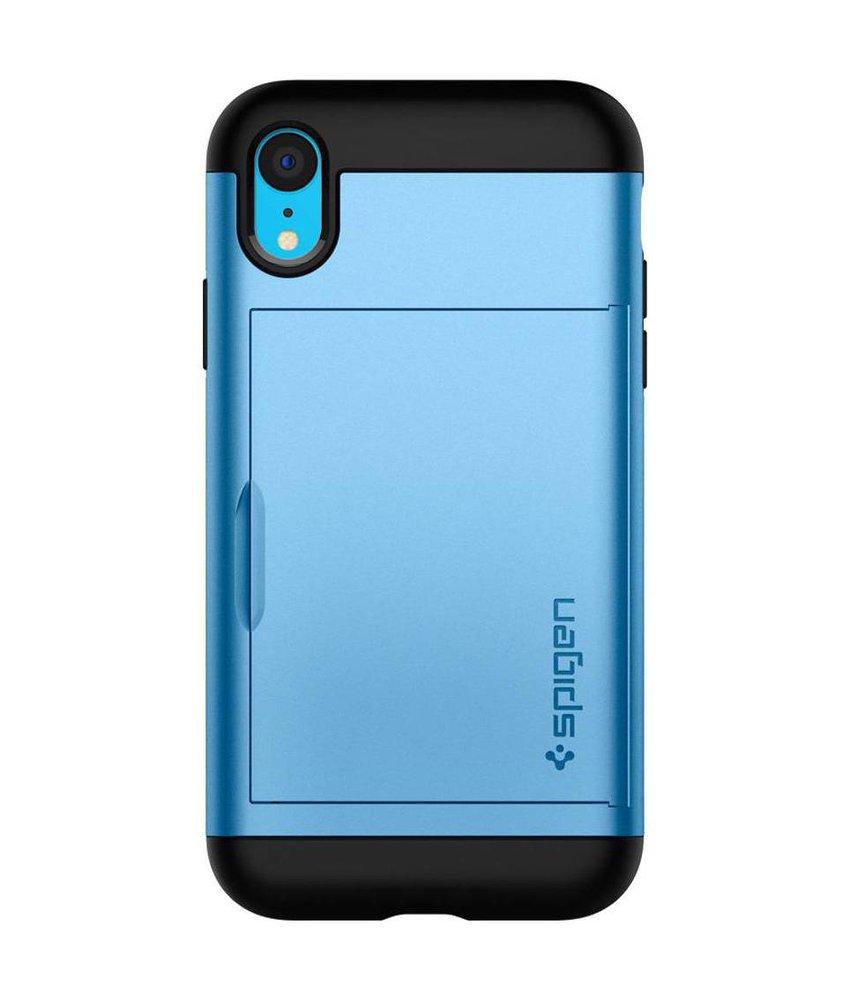 Spigen Slim Armor CS Backcover iPhone Xr