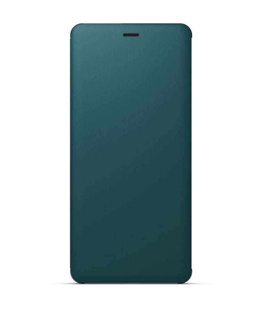 Sony Groen Style Cover Stand Xperia XZ3