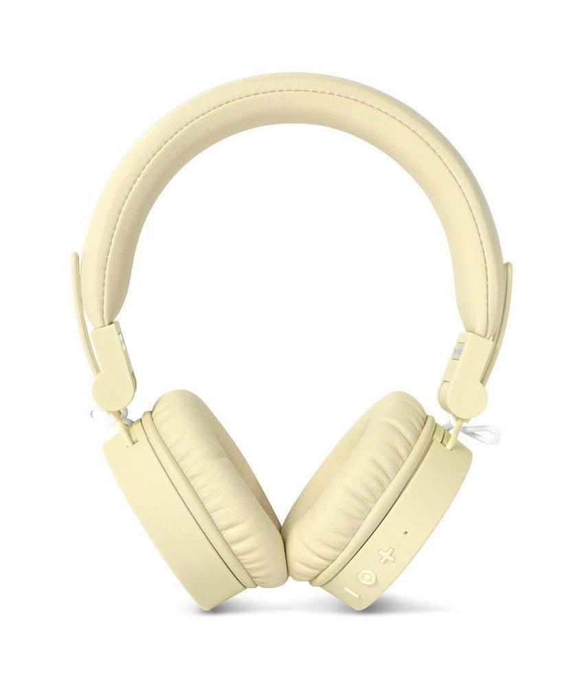 Fresh 'n Rebel Geel Caps Wireless HeadPhones