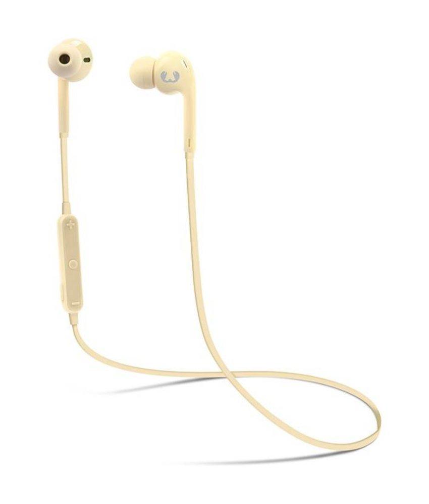 Fresh 'n Rebel Geel Vibe Wireless In-Ear Headphones