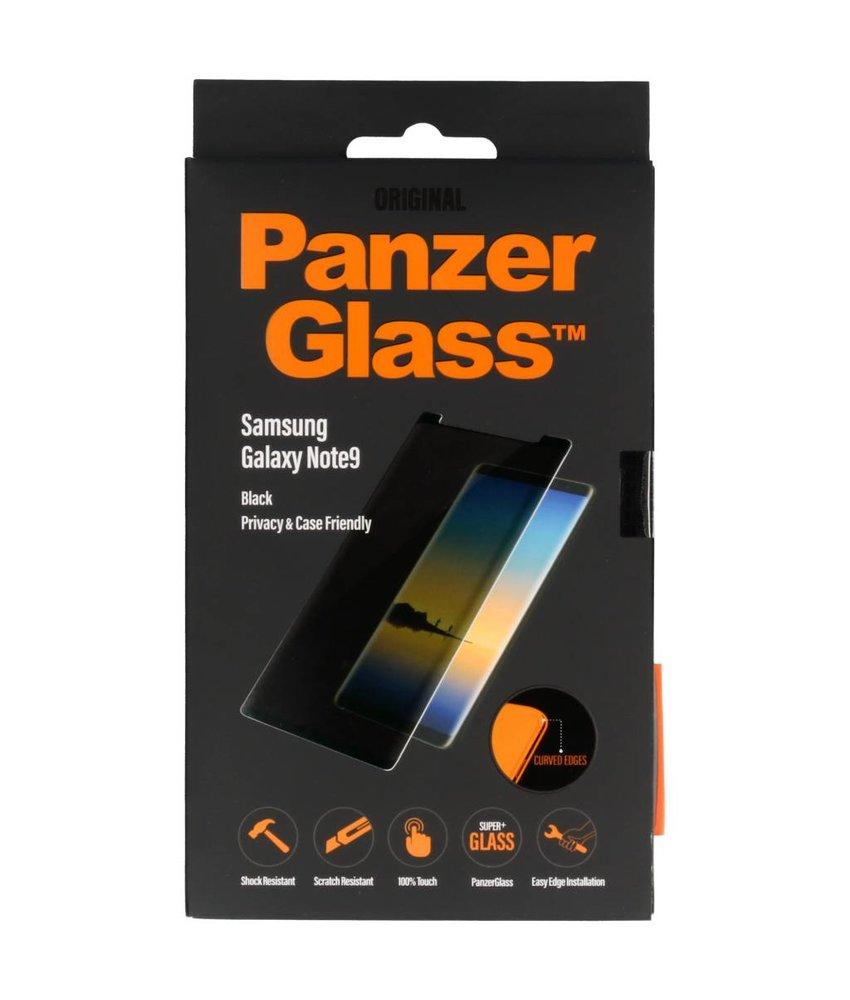 PanzerGlass Case Friendly Privacy Screenprotector Samsung Galaxy Note 9