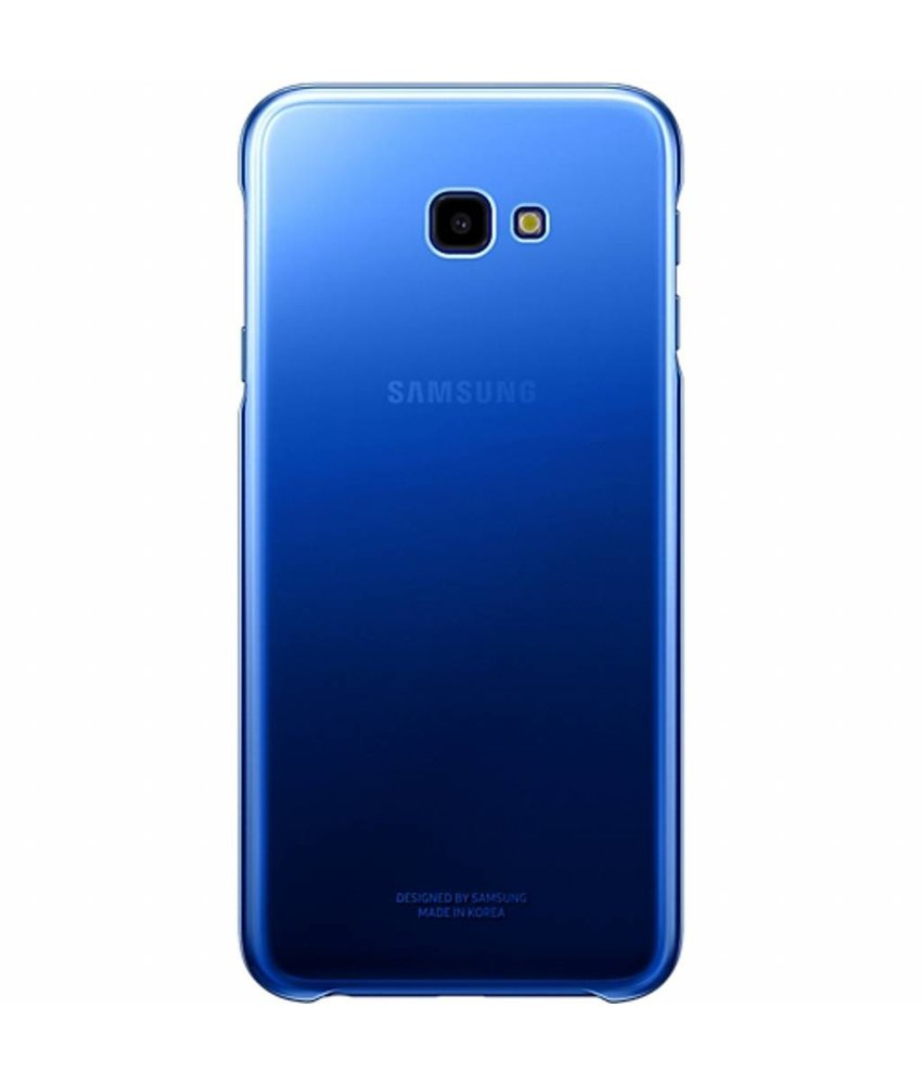 Samsung Gradation Backcover Samsung Galaxy J4 Plus