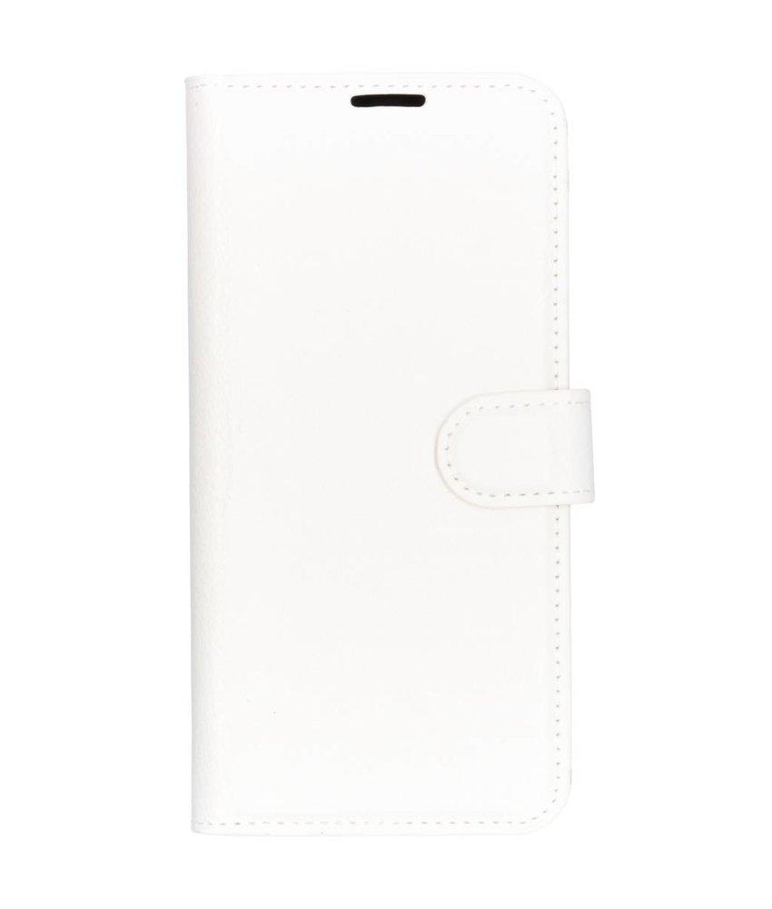 Basic Litchi Booktype LG G7 Fit