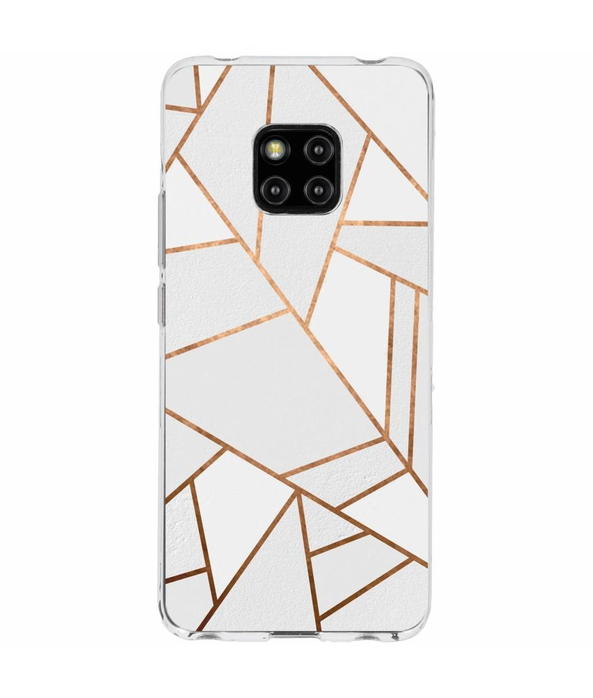Design Backcover Huawei Mate 20 Pro