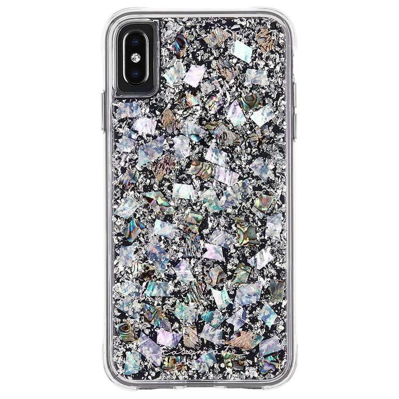Case-Mate Karat Backcover iPhone Xs Max