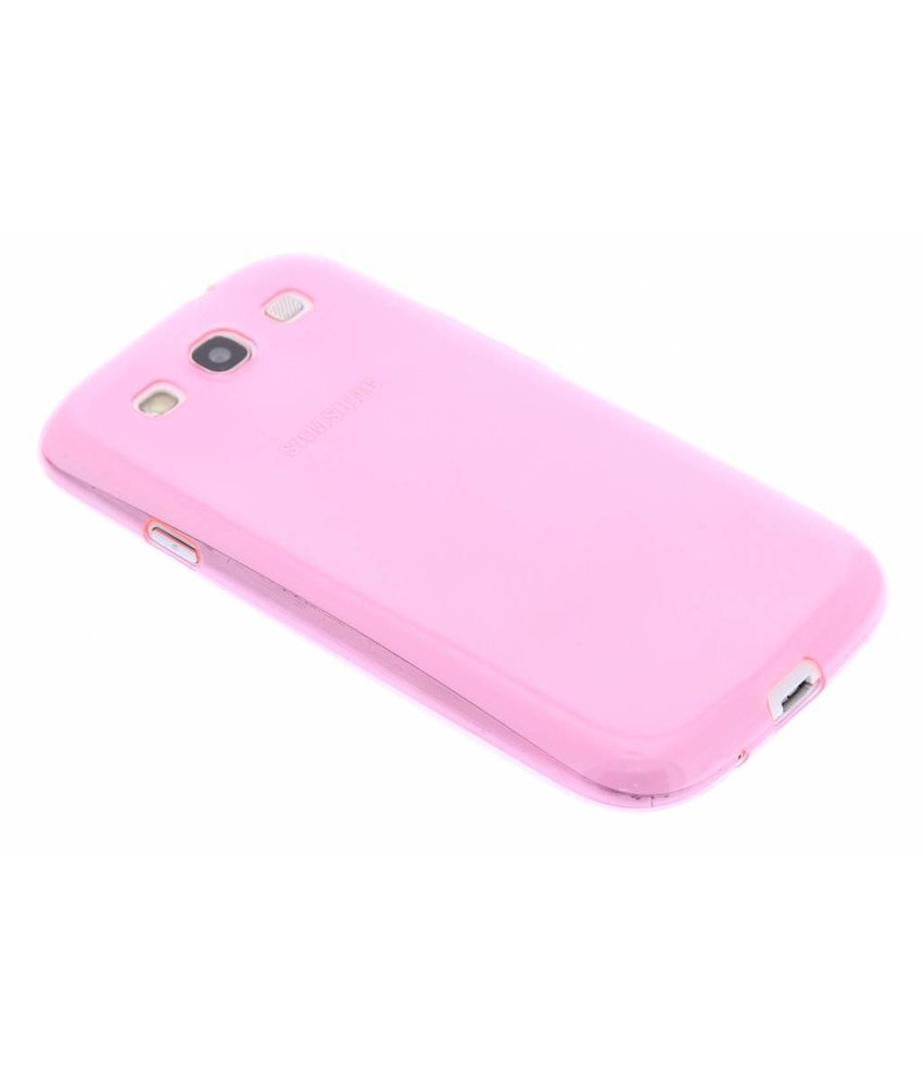 Ultra Thin Transparant Backcover Samsung Galaxy S3 / Neo