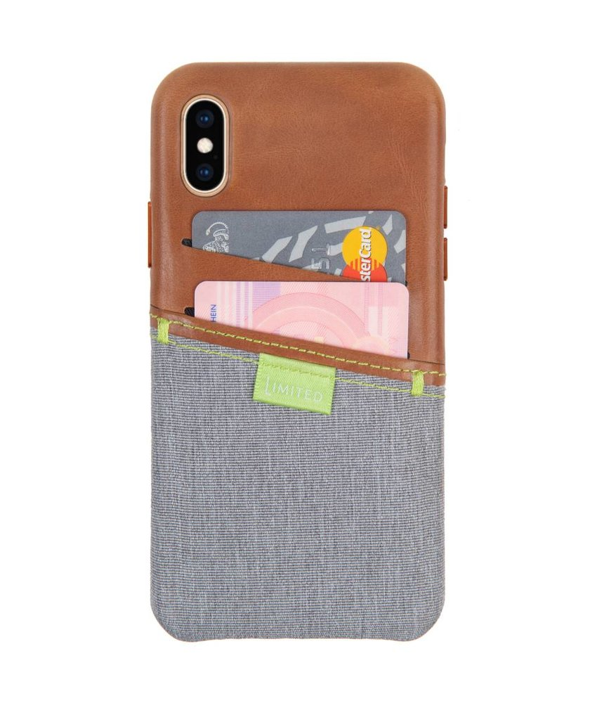 Gecko Covers Limited Backcover iPhone X / Xs