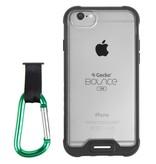Gecko Covers Backcover Bounce voor iPhone 8 / 7 / 6s / 6 - Zwart
