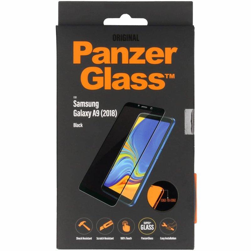 PanzerGlass Zwart Premium Screenprotector Samsung Galaxy A9 (2018)