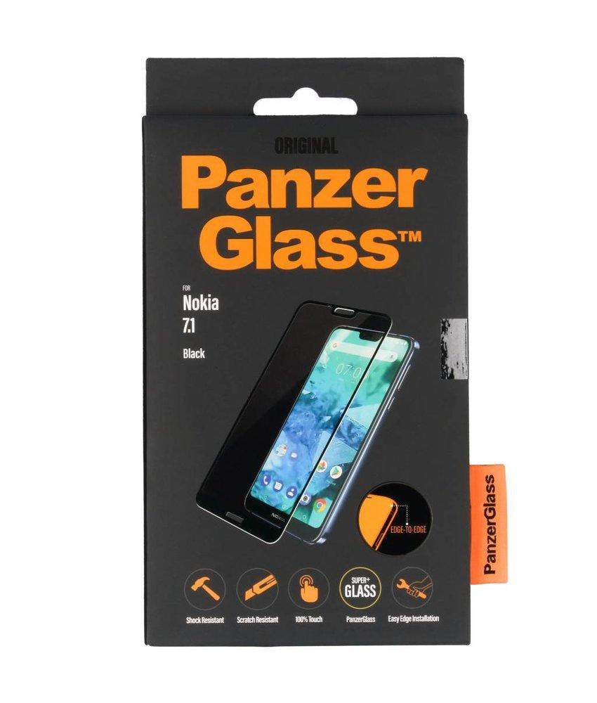 PanzerGlass Premium Screenprotector Nokia 7.1