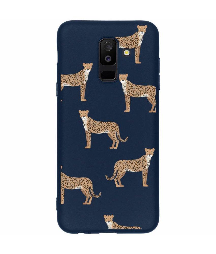Design Backcover Color Samsung Galaxy A6 Plus (2018)
