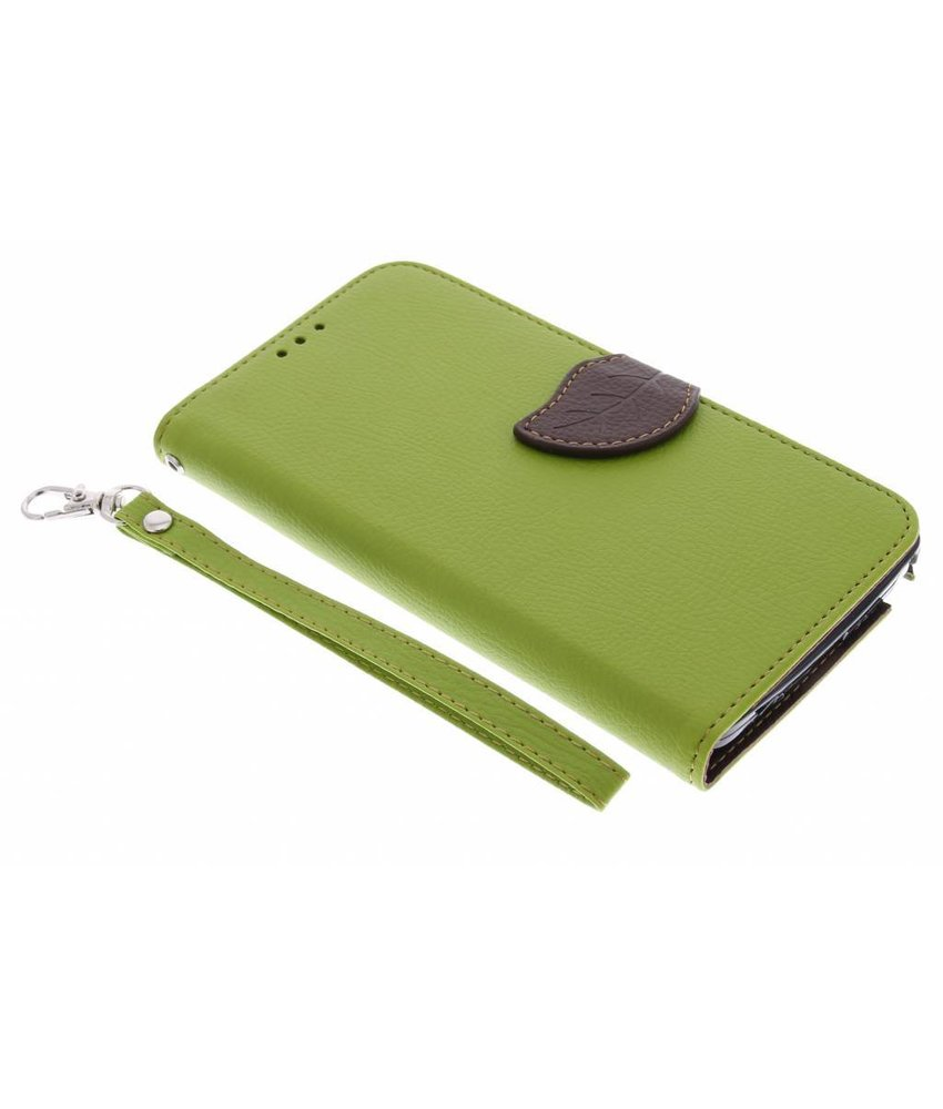 Blad Design Booktype Samsung Galaxy Note 4