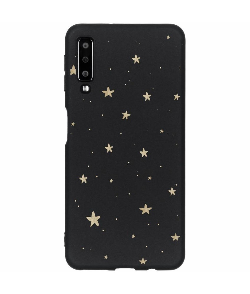 Design Backcover Color Samsung Galaxy A7 (2018)