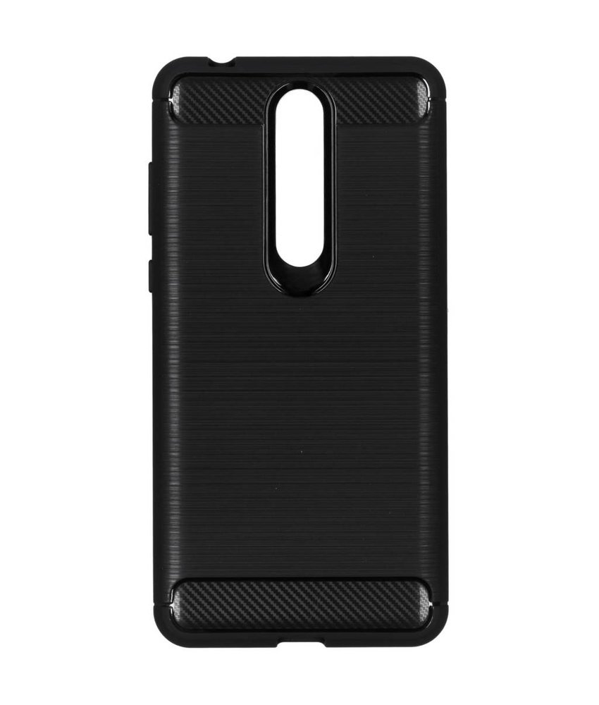 Brushed Backcover Nokia 3.1 Plus