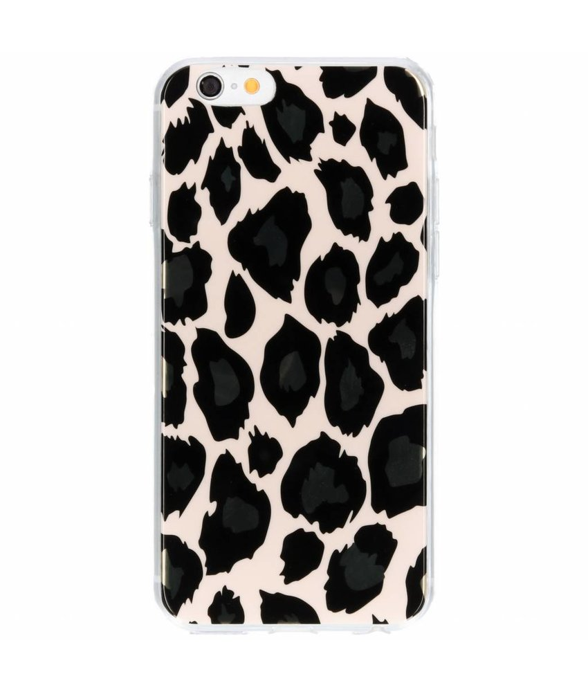 Metallic Softcase Backcover iPhone 6 / 6s