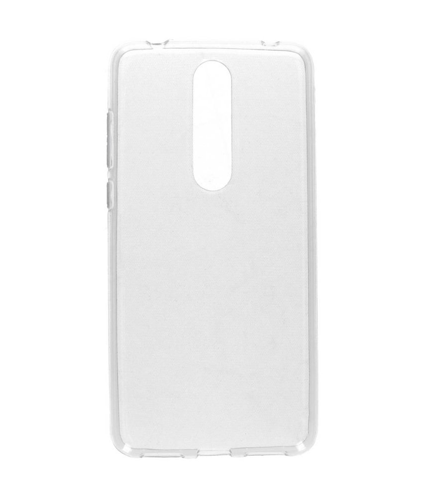 Softcase Backcover Nokia 3.1 Plus