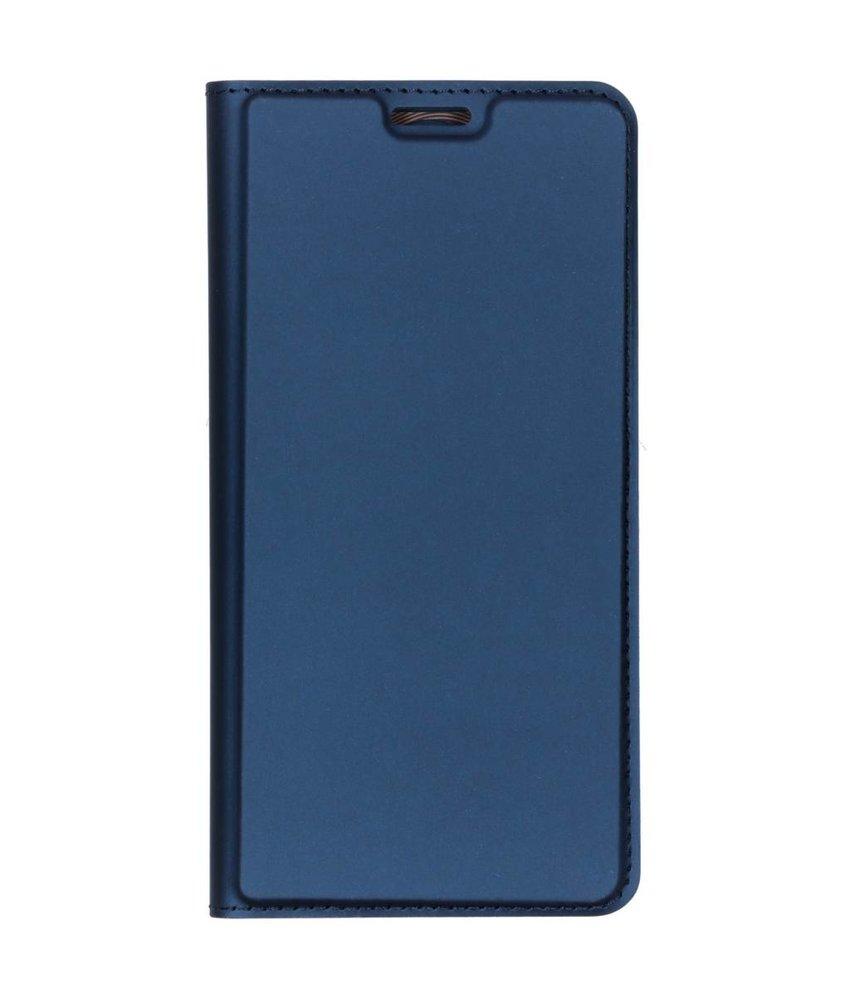 Dux Ducis Blauw Slim TPU Booklet Nokia 3.1 Plus